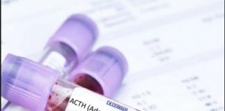 ACTH test