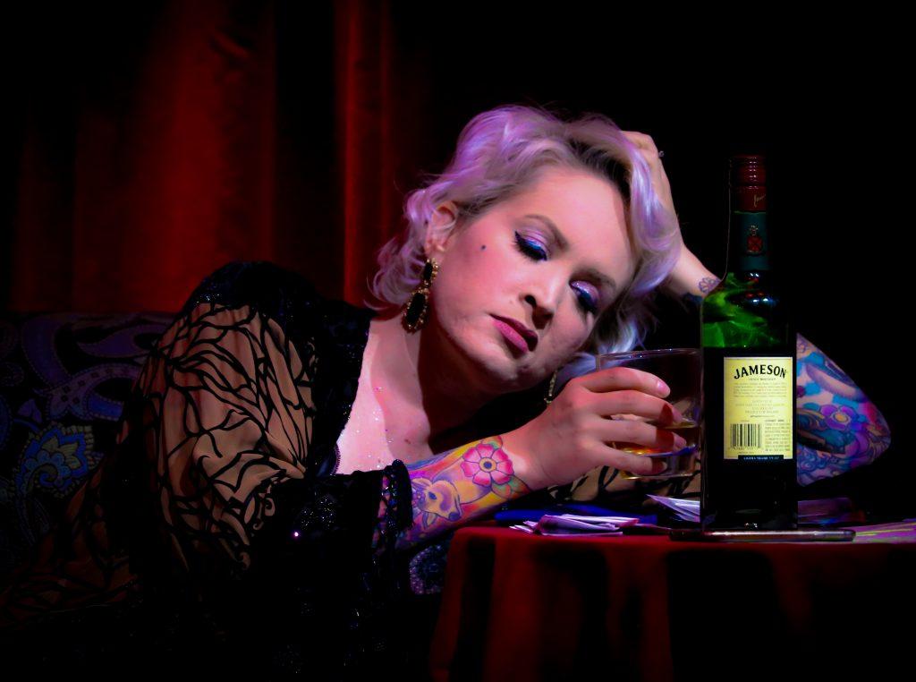 Alcohol withdrawal delirium