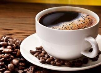 Coffee effect on weight loss