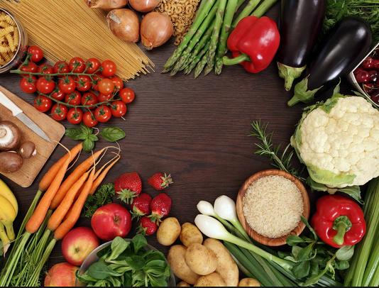 Healthy foods long shelf life