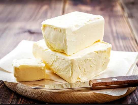 Healthy substitutes for butter