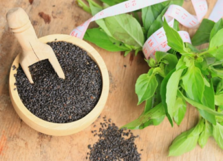 Basil seeds health benefits