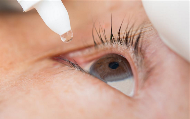 Dry eyes causes
