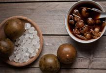 Monk fruit sweetener