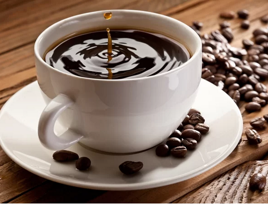 black coffee and intermittent fasting