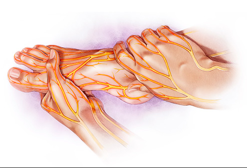 Autonomic neuropathy
