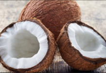 Health benefits of coconut meat