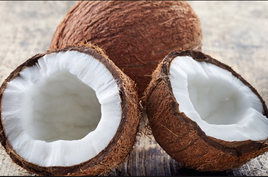 Health benefits of coconut meat