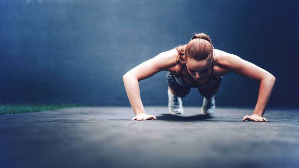 best exercises to lose weight fast Burpees