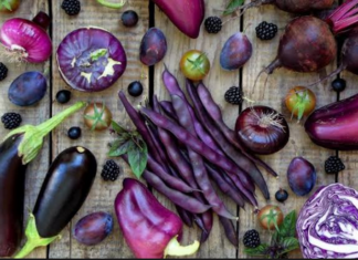 Nutritious purple foods featured image