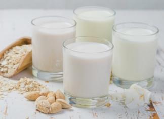 Healthy milk options