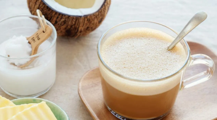 bulletproof coffee butter coffee