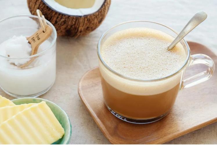 bulletproof coffee butter coffee