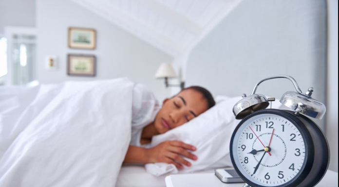 irregular sleep-wake syndrome