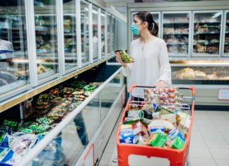 Cleaning your groceries during covid-19