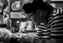 hepatitis c tattoos
