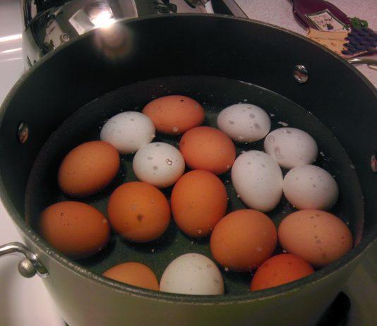boil egg