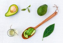 Avocado oil aromatherapy