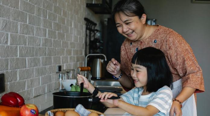 Healthy meals for children